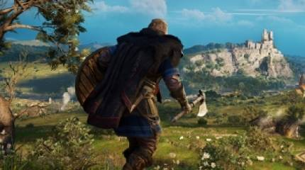 Ubisoft finally shows Assassin's Creed Valhalla gameplay