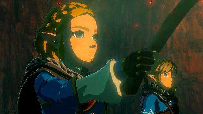 Zelda: Breath of the Wild 2 Voice Actors Say They've Finished Their Work