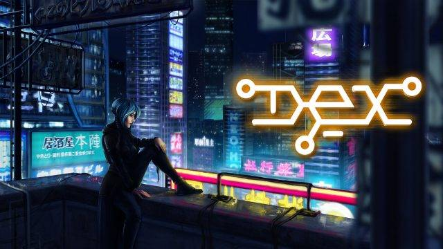 2D Cyberpunk Game Dex Launches This Month