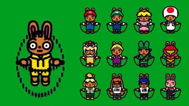Jump Rope Challenge Gets Free DLC Costumes