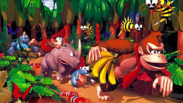 Donkey Kong Country Finally Coming to Nintendo Switch Online