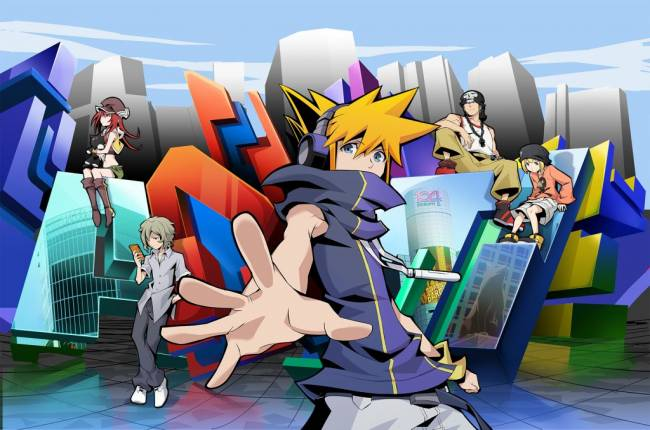 The World Ends With You – The Animation Gets Its First Trailer