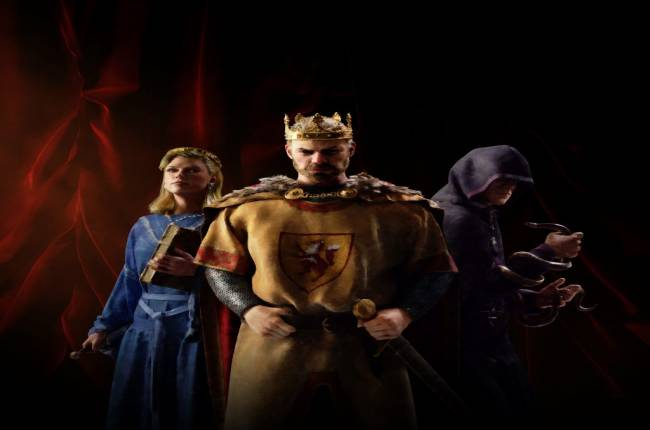 Crusader Kings III Details Decisions, Stress, Events, and Audio in Latest Dev Diary