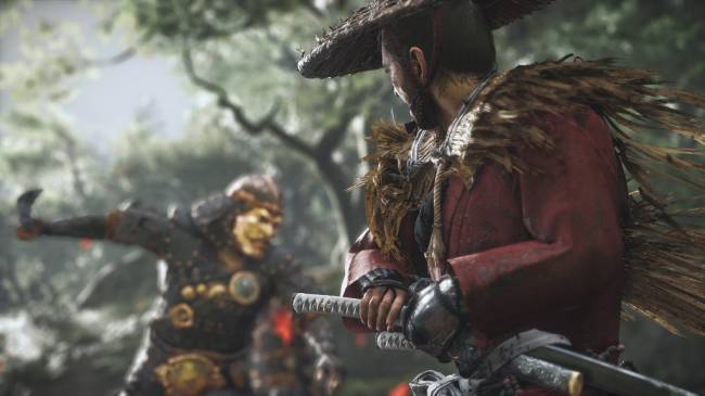 Ghost of Tsushima Day-One Update File Size Has Been Increased to Nearly 8 GB