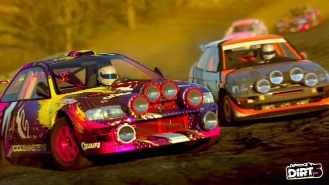 Dirt 5 features 12 car classes – here's details on each one