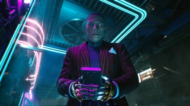 Cyberspace Is One Of Cyberpunk 2077's Greatest Mysteries