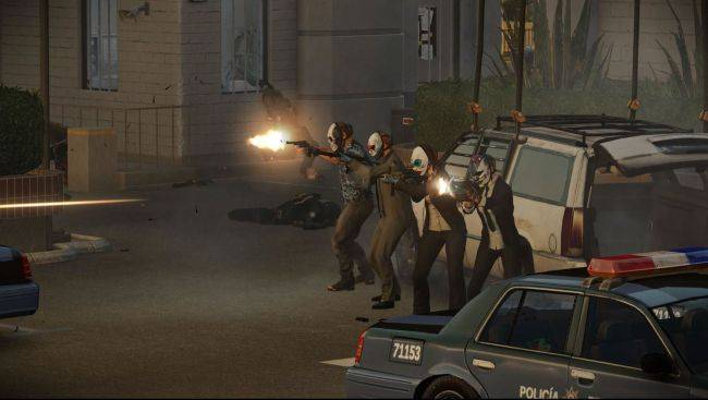 Payday 2's 'Breakfast in Tijuana' DLC is out today