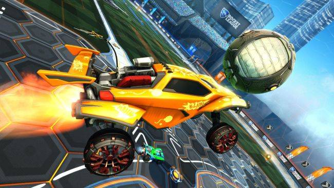 Rocket League is getting a competitive overhaul