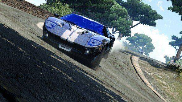 The next Test Drive game will be officially revealed next week