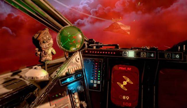 Star Wars: Squadrons will have customizable HUD, controls, and cosmetic displays