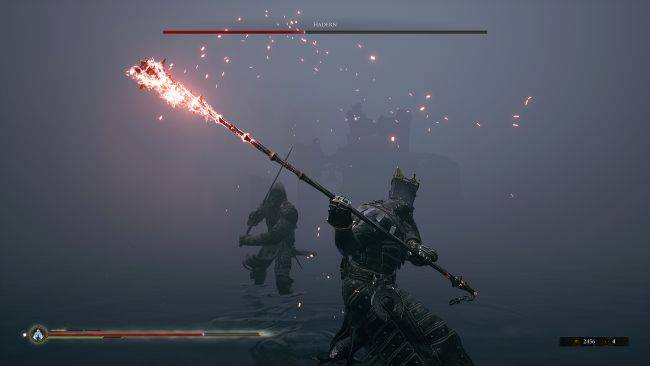 Action RPG Mortal Shell opens its beta due to