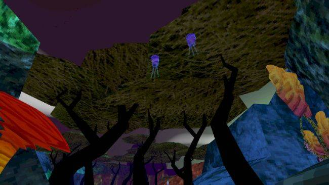 Photograph gross aliens in Cellular Harvest, out now