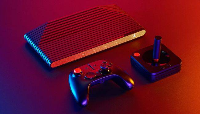 The long-overdue AMD Ryzen-powered Atari VCS console will begin shipping in October