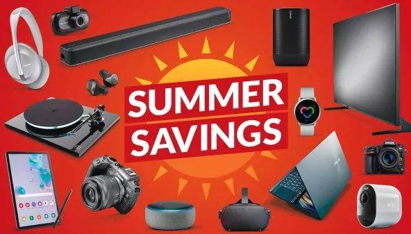 Who needs Prime Day? Summer Savings has the best deals from all over the web