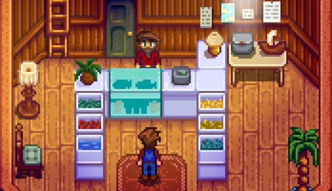 Stardew Valley creator teases a mysterious new addition to Willy's Fish Shop