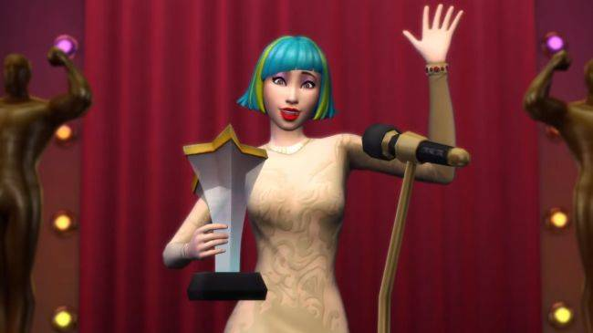 The Sims 4 is getting a reality TV show