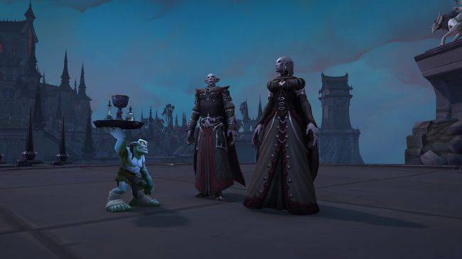 WoW: Shadowlands will let you throw posh vampire parties