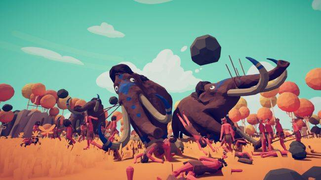 Totally Accurate Battle Simulator is launching later this year with a unit creator