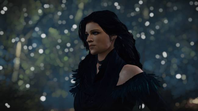 These Witcher 3 mods make Yennefer and Triss look like their Netflix actors