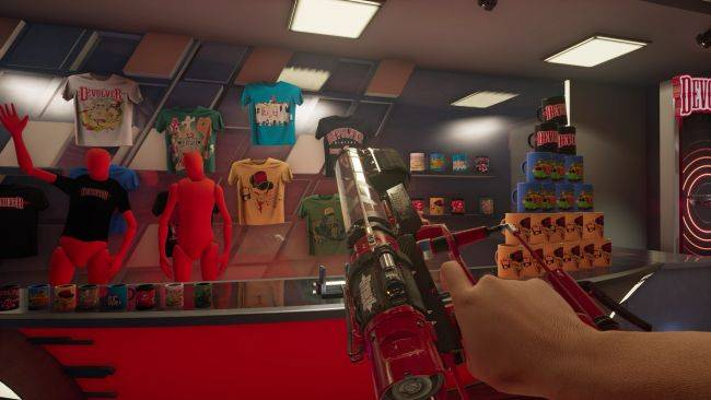 Devolver Digital surprise-released a free game about themselves