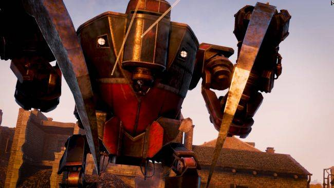 Iron Harvest's Rusviet faction trailer shows off some intimidating mechs