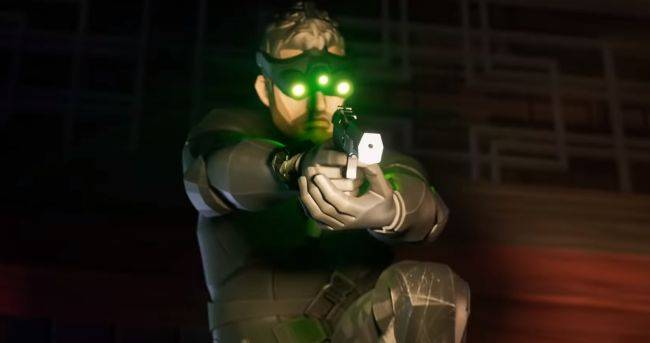 Ubisoft continues its elaborate trolling of Splinter Cell fans