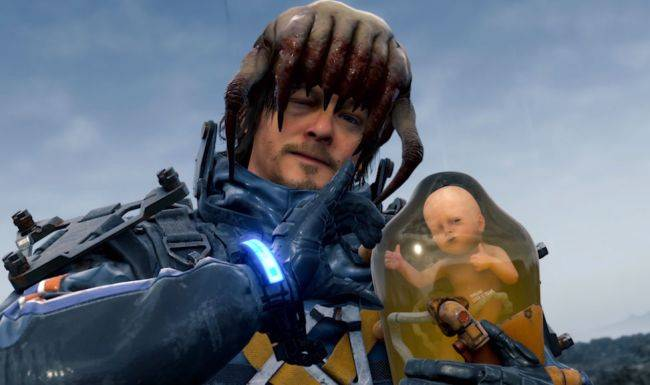 Death Stranding preloading is now live