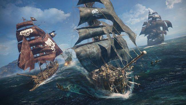 Skull & Bones is still in development and will be a Fortnite-style 'live' game, according to report
