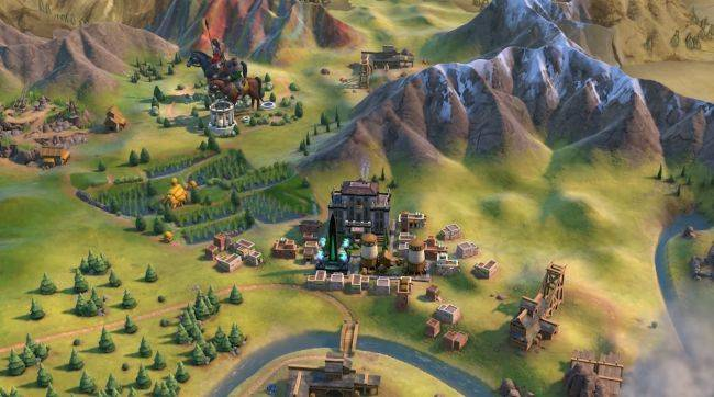 Civilization 6 gets Cthulhu worshippers and vampire societies this month