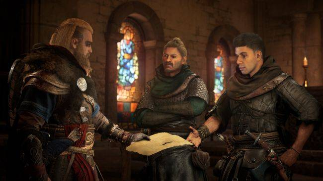 Assassin's Creed Valhalla does have sidequests, but they're a bit different