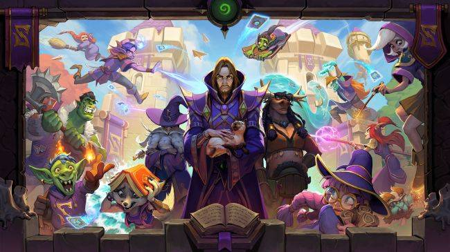 Hearthstone goes to wizard school with the Scholomance Academy expansion