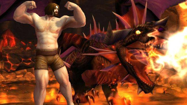 These 40 WoW Classic players beat the most iconic raid boss completely naked