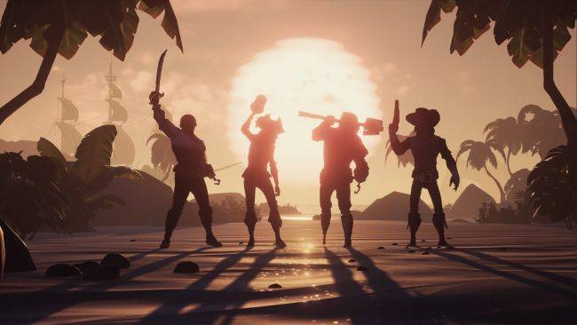 Sea of Thieves hits 15 million players, 1 million of them on Steam