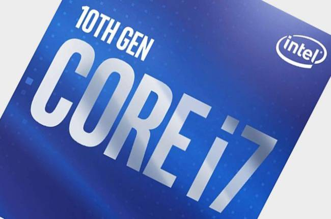 Intel's 8-core i7 10700 Comet Lake CPU is on sale for $310, its lowest price ever