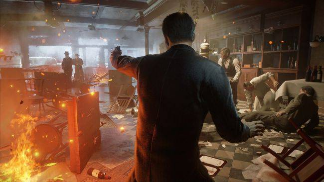 Here's 15 minutes of Mafia: Definitive Edition gameplay footage