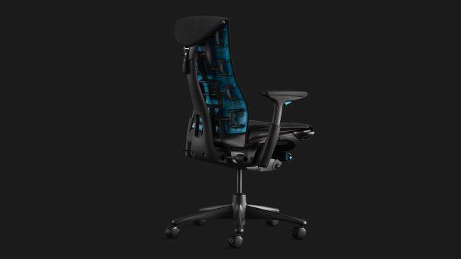 Logitech and Herman Miller's new gaming chair will set you back a cool $1,495