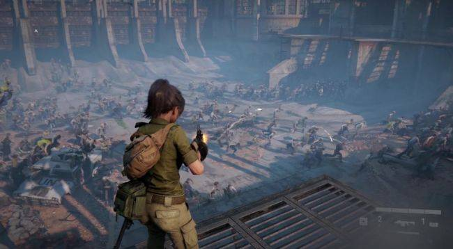 World War Z update out now, includes crossplay