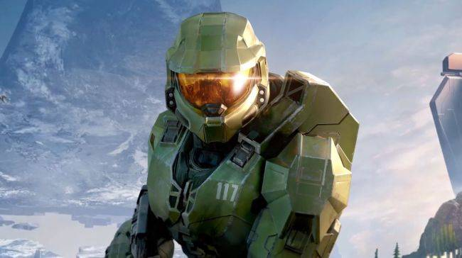 Halo Infinite's box art is a real throwback to the old days