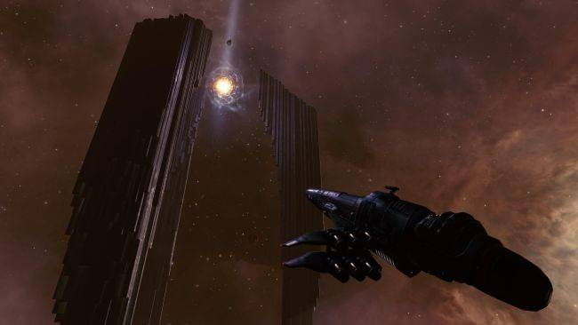 EVE Online's developers turned its player-made cemetery into a permanent monument