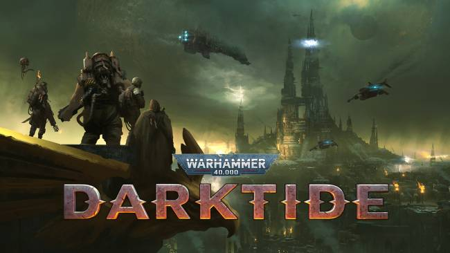 Warhammer 40,000: Darktide is a new co-op FPS from the makers of Vermintide