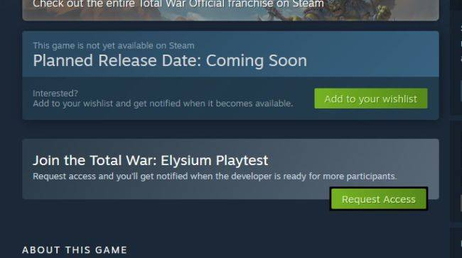 Steam appears to be adding support for built-in beta testing