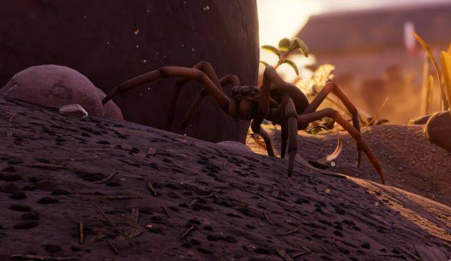 Grounded and its awful spiders are out now on Steam Early Access