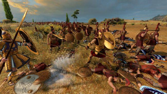 There's a lot of Total War DLC on the horizon
