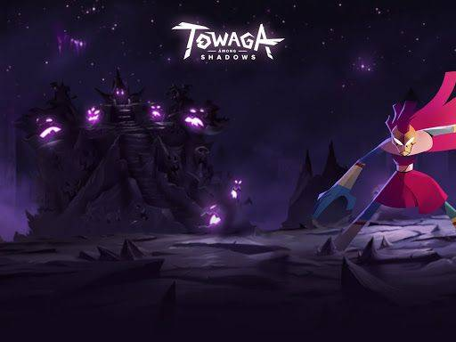Battle evil with the power of light in the hand-drawn world of Towaga: Among Shadows