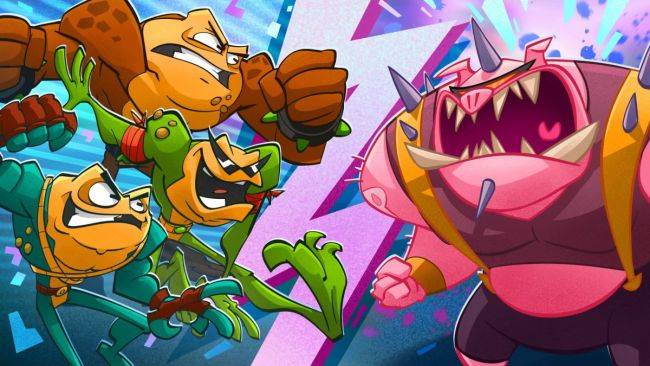 The first new Battletoads game in 26 years will be out on August 20