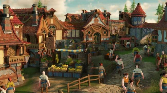 Ubisoft's The Settlers Delayed