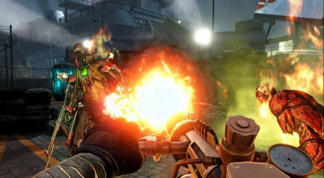 Killing Floor 2 Is Free on Epic's Store