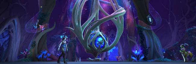 WoW Shadowlands breaks down the Covenant system and the Maw, confirms class-wide Artifact transmog