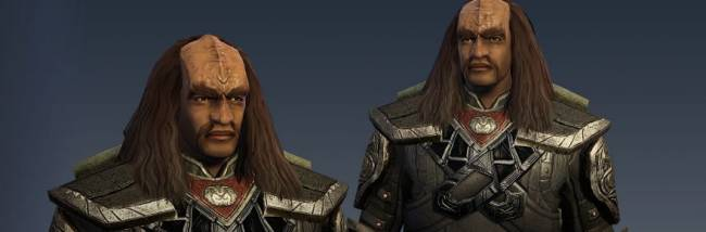 Star Trek Online is all about Klingons today for its Day of Honor