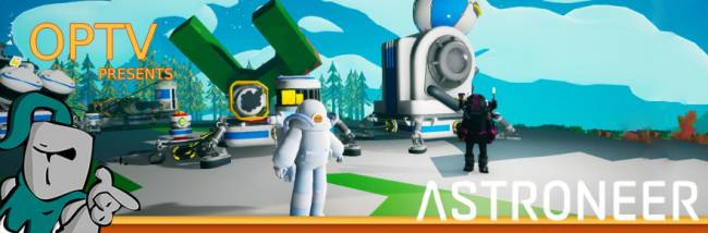 The Stream Team: Touring Astroneer automation set ups